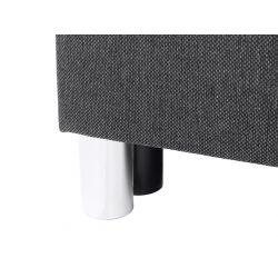 TABLOT Κονσόλα 100x35x80 Γκρι-Cement/Βαφή Μαύρη